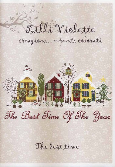 The Best Time ~ Lilli Violette