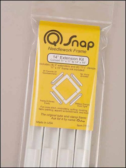"Q-SNAPS. 14"" EXTENSION KIT"