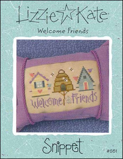 Snippet: Welcome Friends