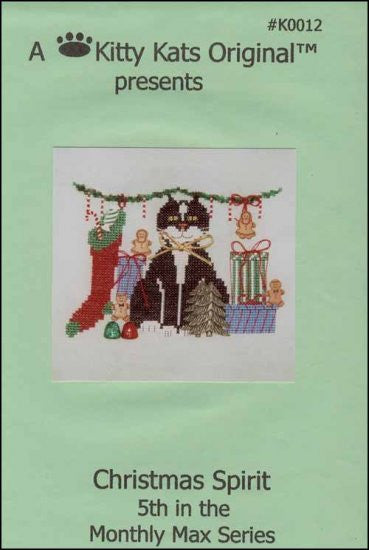 Christmas Spirit ~ A Kitty Kats Original