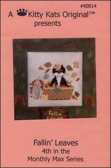 Fallin' Leaves ~ A Kitty Kats Original