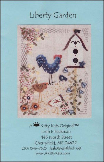Liberty Garden ~ A Kitty Kats Original