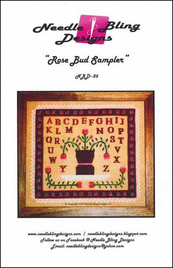 Rose Bud Sampler