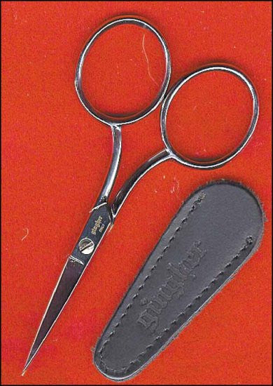 GINGHER LARGE HANDLE EMBROIDERY SCISSORS