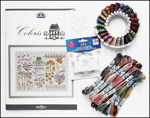 COLORIS EMBROIDERY FLOSS GIFT PACK