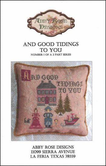 And Good Tidings To You ~ Abby Rose Designs