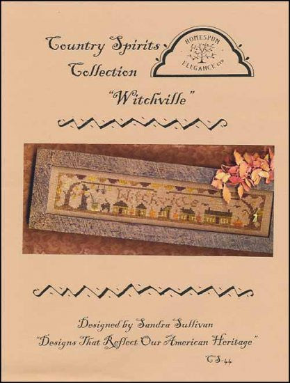 Witchville ~ Homespun Elegance Ltd