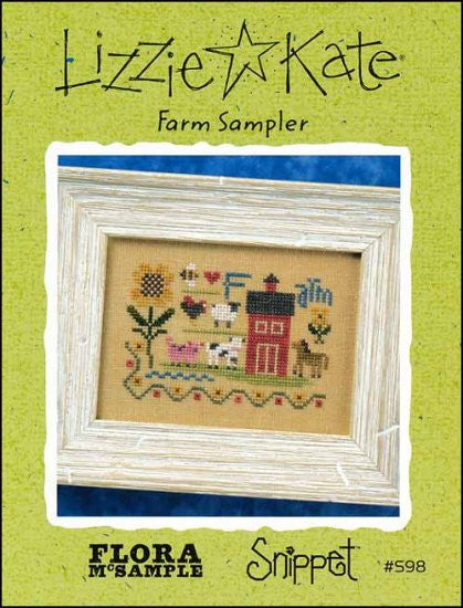 Snippet: Flora McSample Farm Sampler