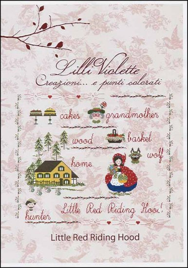 Little Red Riding Hood ~ Lilli Violette