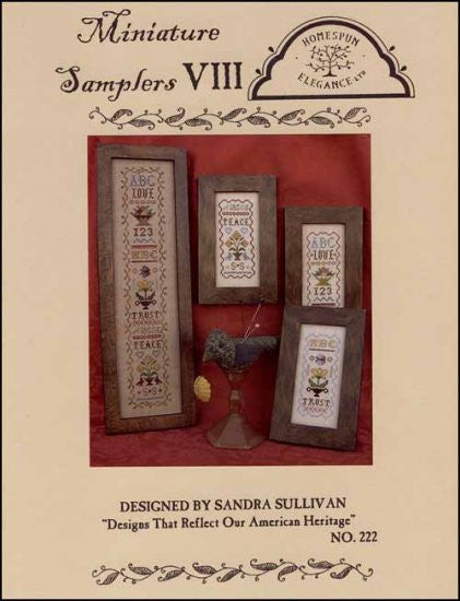 Miniature Samplers 8