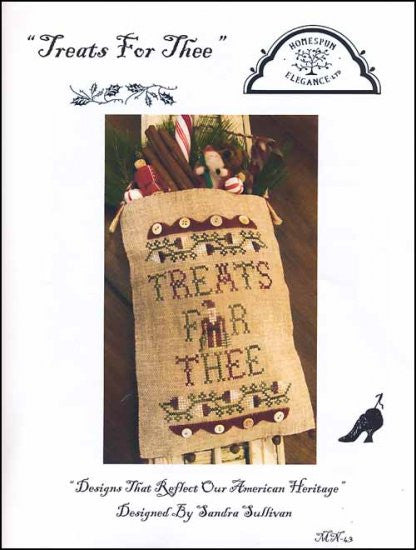 Treats For Thee ~ Homespun Elegance Ltd