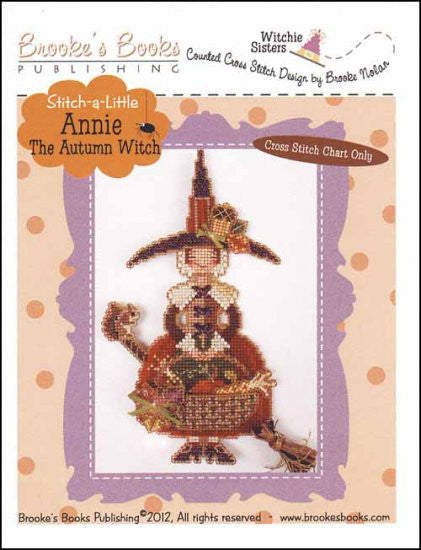 Annie The Autumn Witch - Brooke's Books Publishing