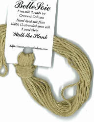 Walk The Plank ~ Belle Soie Silk Floss ~ Classic Colorworks