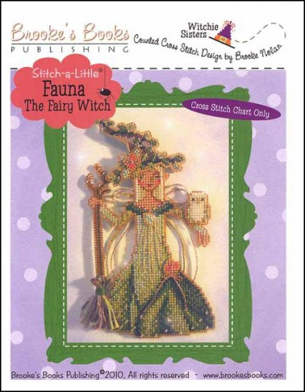 Fauna The Fairy Witch - Brooke's Books Publishing