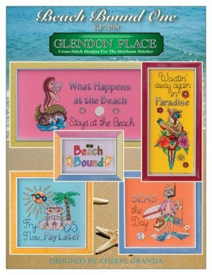 Beach Bound One  ~ Glendon Place