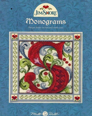 ~ Monograms ~ Jim Shore