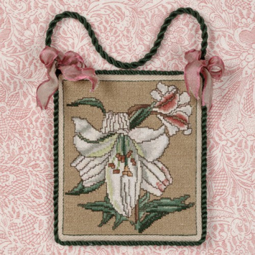 Amaryllis 2005 Ornament ~  Kit #136 ~  The Hearts's Content, Inc