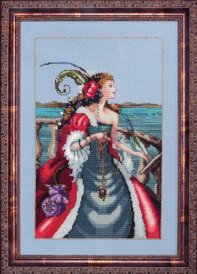 ~ MD113 ~ The Red Lady Pirate ~ Mirabilia