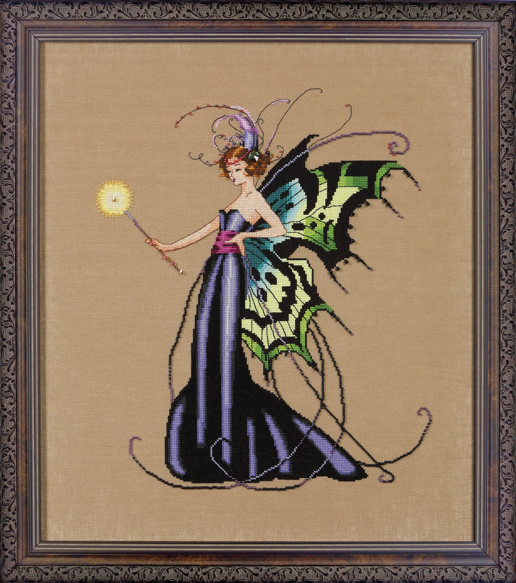 ~ MD122 ~ August Peridot Fairy ~ Mirabilia