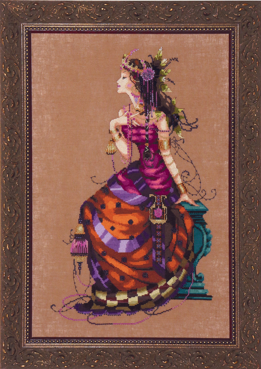 ~ MD142 ~ Gypsy Queen ~ Mirabilia