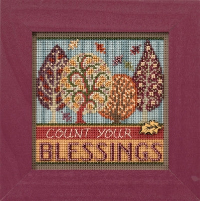 Blessings - Mill Hill Kit MH141725
