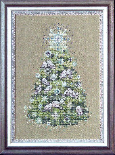 MIR-KIT08 - Christmas Tree 2007 - Nora Corbett Kit