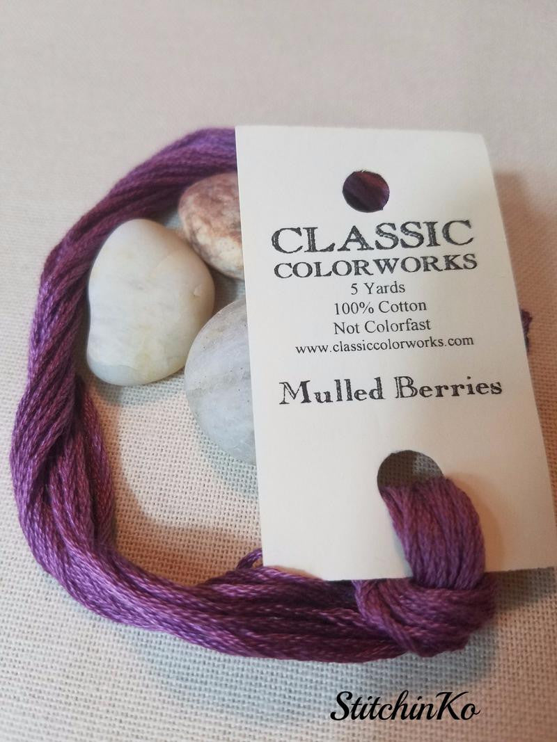 ~ Mulled Berries ~ Classic ~ 1490