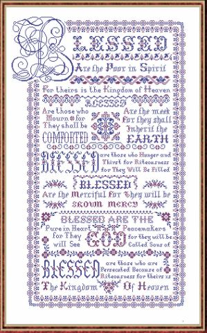 Blessed Be ~ Papillon Creations