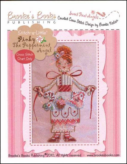 Pinky The Peppermint Angel - Brooke's Books Publishing