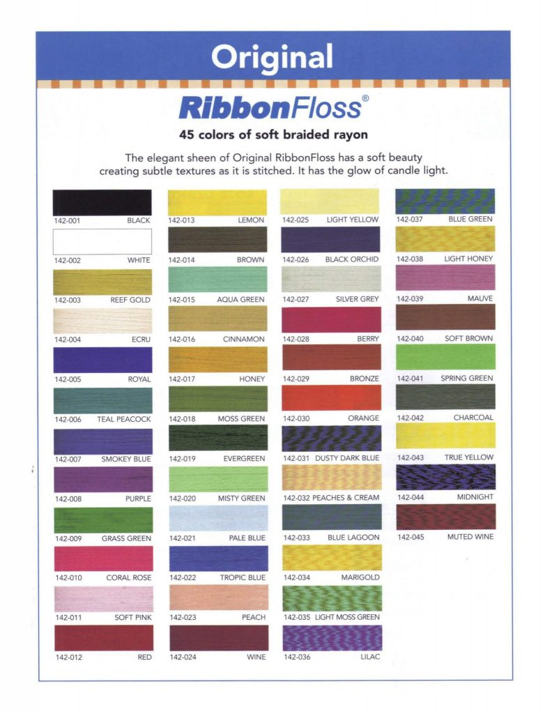 YLI RibbonFloss Original