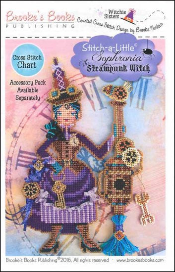 Sophronia the Steampunk Witch - Brooke's Books Publishing
