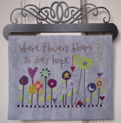 Hope Blooms ~ SamSarah Design Studio
