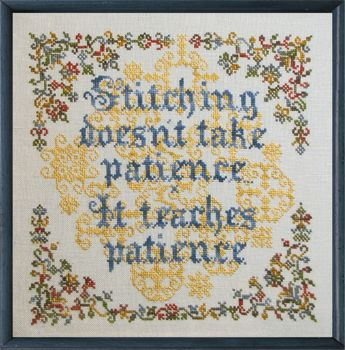 Patient Stitcher ~ Tempting Tangles