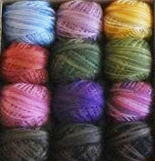 Valdani Thread Pack For Rosewood Manor's Baskets