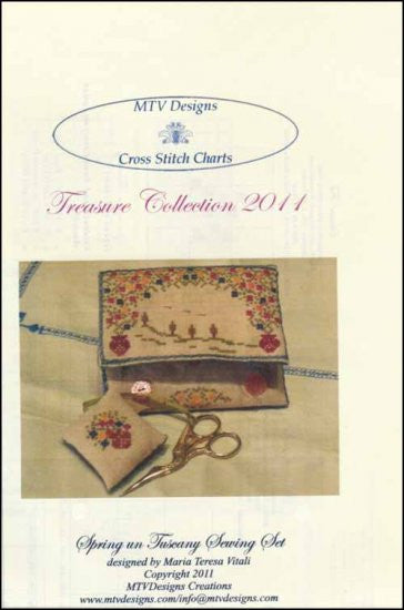 Spring In Tuscany Sewing ~ MTV Designs