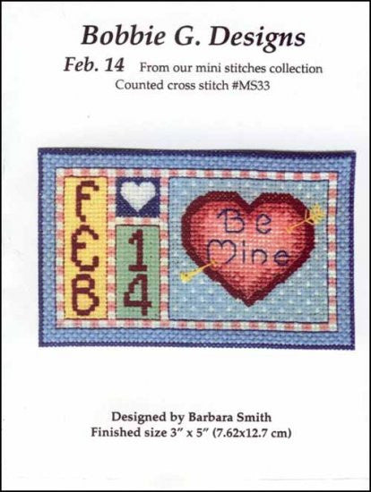 Mini Stitches: Feb 14
