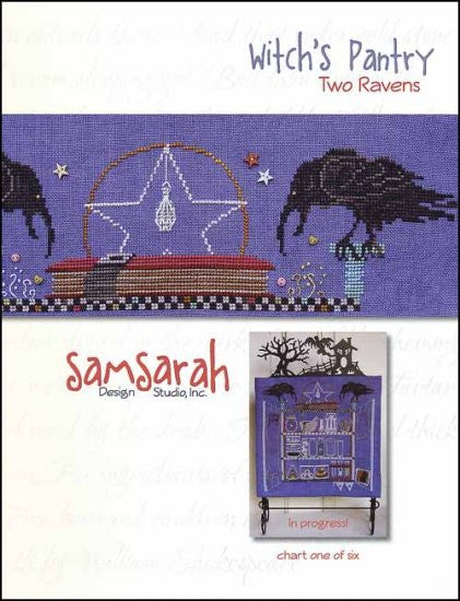 Witch's Pantry: Two Ravens