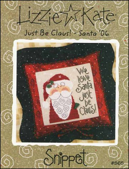 Snippet Santa '06: Just Be Clause