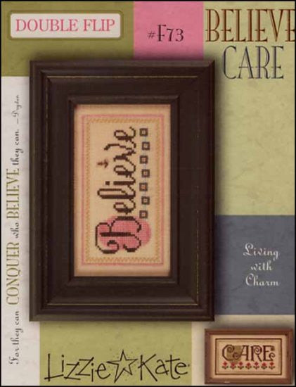 Double Flip: Believe / Care~ Lizzie Kate