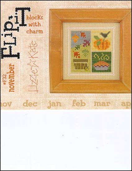 Flip It Blocks: November ~ Lizzie Kate