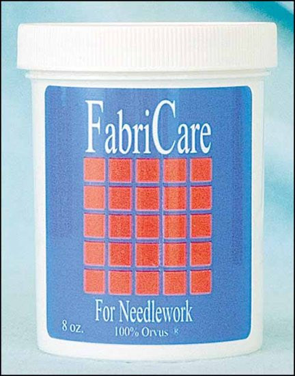 8 OZ. JAR FABRI-CARE