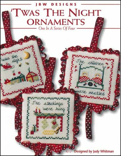 Twas The Night Ornaments 1