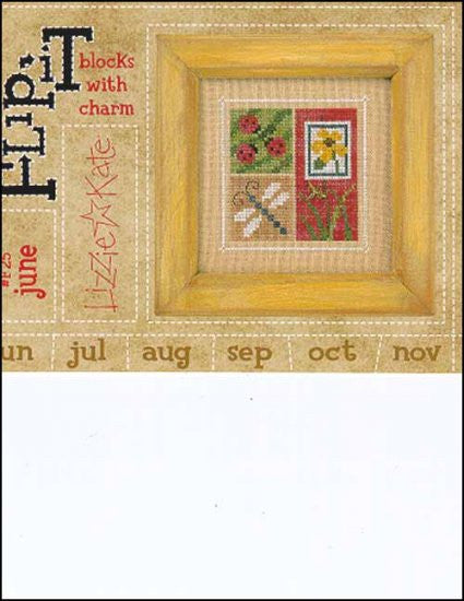 Flip It Blocks: June ~ Lizzie Kate