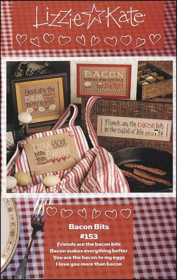 Bacon Bits~ Lizzie Kate