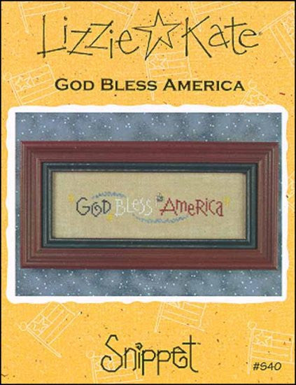 Snippet: God Bless America