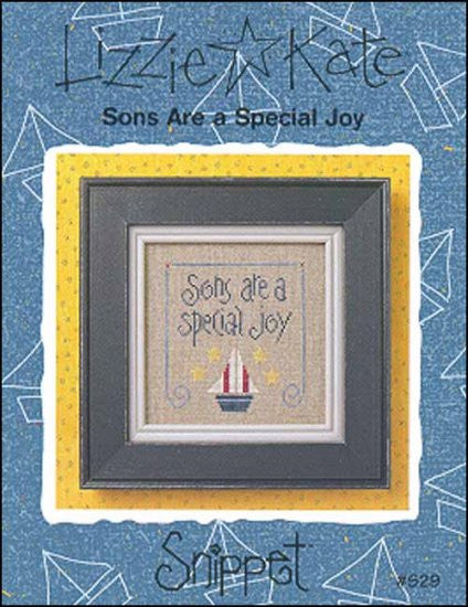 Snippet: Sons Are A Special Joy