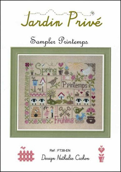 SAMPLER PRINTEMPS ~ Jardin Prive