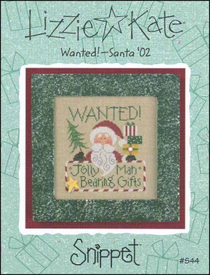 Snippet Santa '02: Wanted!