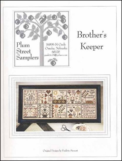 Brother's Keeper ~ Plum Street Samplers