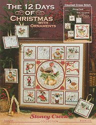 12 Days Of Christmas With Ornaments ~ Stoney Creek Collection